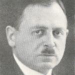 Prof. Dr. med. Oskar David, Karlsbad 1928, Archiv H Je