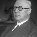 Prof. Dr. med. Richard Mühsam, 1932 © ullstein bild - Atelier Balassa