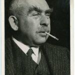 Prof. Dr. med. Otto Kestner © Margret Johannsen, Hamburg, Fotograf F. Kestner, Sohn Otto Kestners, 1936