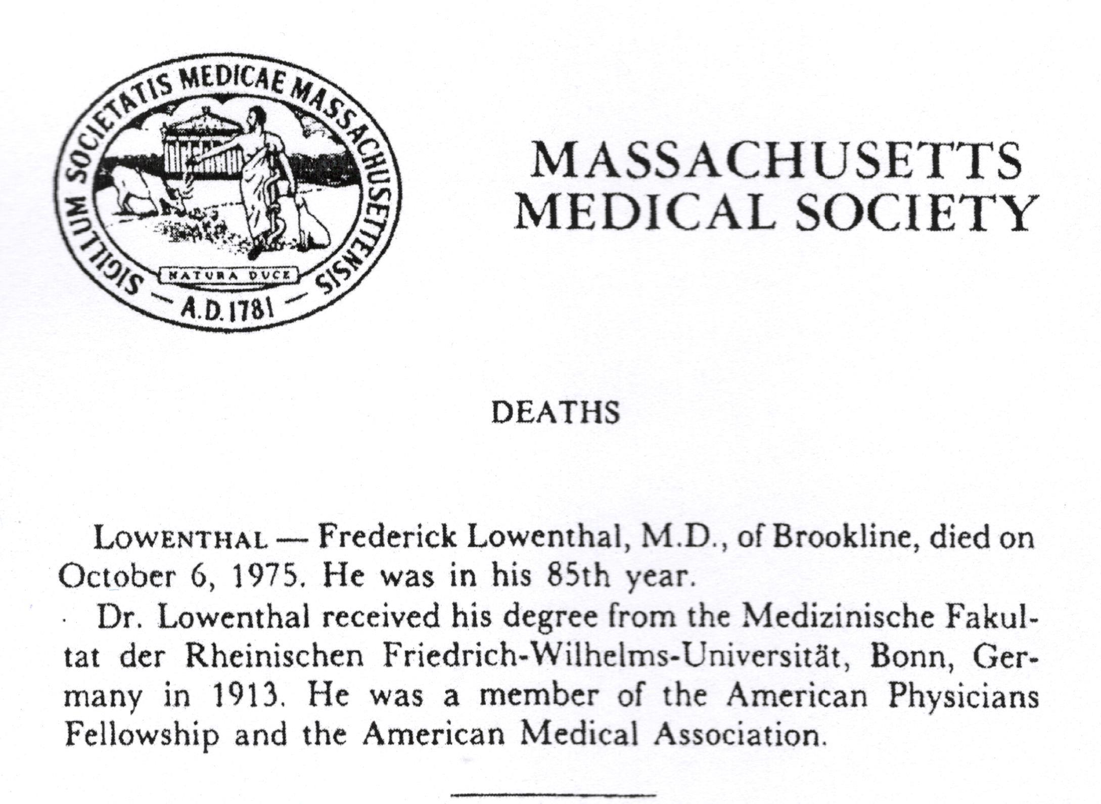 New England Journal of Medicine 1976