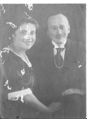 Fritz und Julie Stefanie Löwenthal