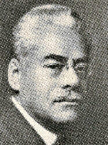 Prof. Dr. med. Ernst Peter Pick, <br> Bildquelle Karlsbad 1928