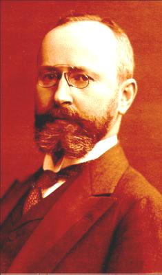 Prof. Dr. med. Heinrich Rosin <br> © UB der HU zu Berlin, Porträtsammlung
