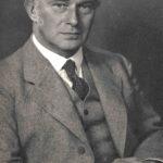 Prof. Dr. med. Eduard Franz Schott © Fam. Peter Schott, USA