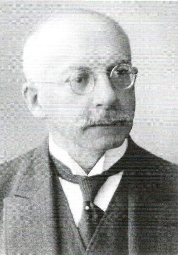 Dr. med. Berthold Stein <br>© Stadtarchiv Nürnberg C21/VII Nr. 158, mit freundlicher Genehmigung