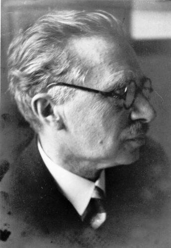 Prof. Dr. med. Simon Isaac, 1936 <br> © Jüdisches Museum Frankfurt