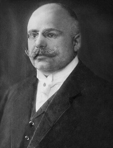 Prof. Dr. med. Ludwig Pick, Bildquelle Wikipedia