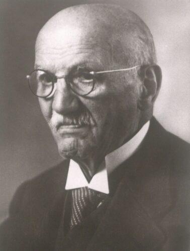 Professor Dr. med. Siegfried Samuel Korach <br> © Staatsarchiv Hansestadt Hamburg