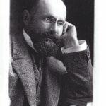 Prof. Dr. med. Hermann Strauß um 1905 © Irene Hallmann-Strauß