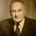 Dr. med. Erich David Adler © Michael Landauer und Steven A. Adler, USA