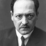 Prof. Dr. med. Gottwald Schwarz © Archiv der Universität Wien